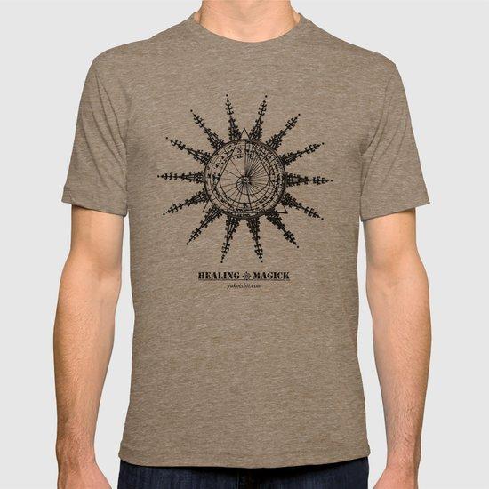 Healing Magick (sun) T-shirt