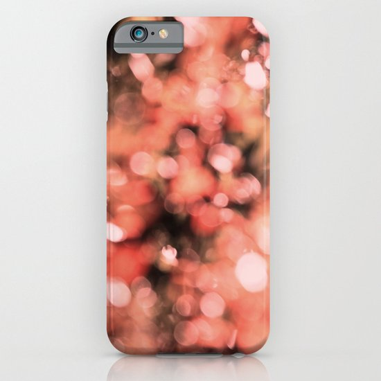 Bokeh Bubbly iPhone & iPod Case