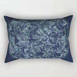 Vintage Constellation & Astrological Signs Rectangular Pillow