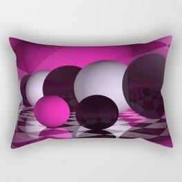 3D - abstraction -115- Rectangular Pillow