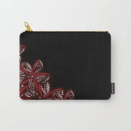 Rearranging Plumerias Carry-All Pouch