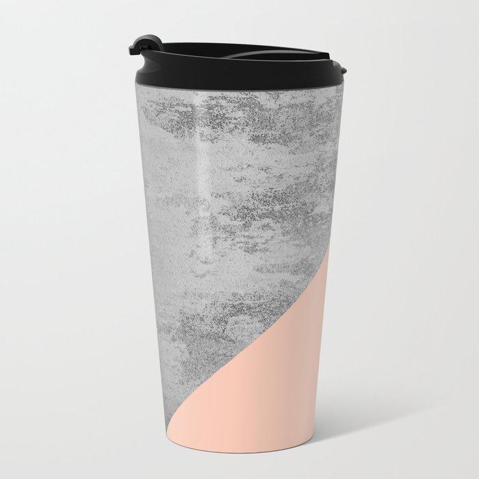 Geometry 101 Metal Travel Mug
