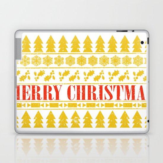 Christmas Merry! Laptop & iPad Skin