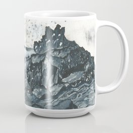 Crashing Coffee Mug