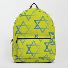 Jewish Stars Backpack