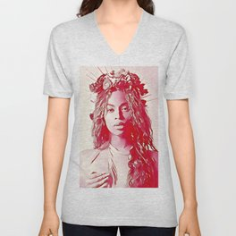 Mother Unisex V-Neck