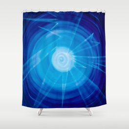 Abstract Perfection 2 Shower Curtain