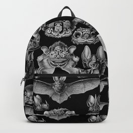 1904 Haeckel Chiroptera Backpack