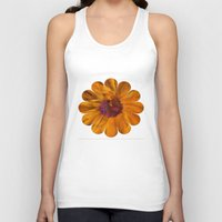 karu kara Tank Tops featuring The Beauty of Maturity by Klara Acel