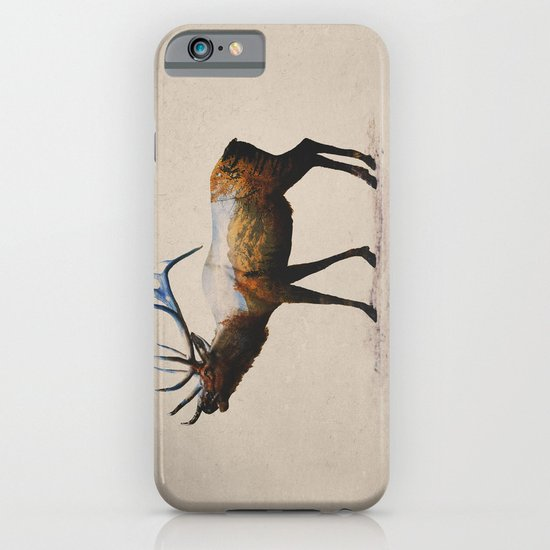 The Rocky Mountain Elk iPhone & iPod Case