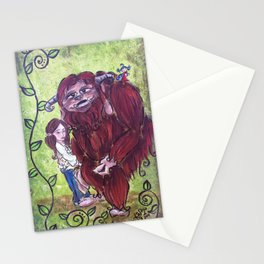 Sarah and Ludo Stationery Cards