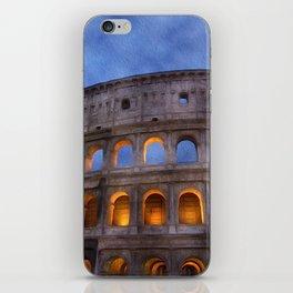 Colosseum, Rome iPhone Skin
