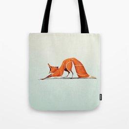 Fox 2 Tote Bag