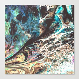 sidebyside Canvas Print