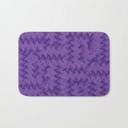 Color Purple Bath Mat
