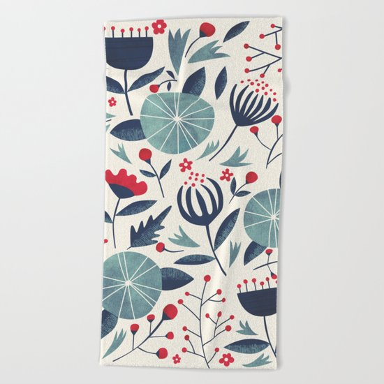 Juniper Beach Towel