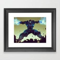 SubZero 00 Framed Art Print