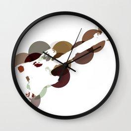 Rollin' Wall Clock