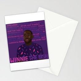 Winston Bishop Stationery Cards
