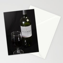 A Little Nip - Wine Stationery Cards