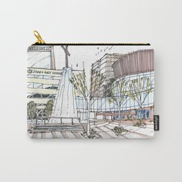 First Baptist Dallas Carry-All Pouch