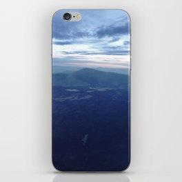 Santa Fe Blues iPhone Skin