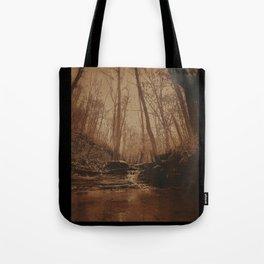 Slate Creek Waterfall Tote Bag