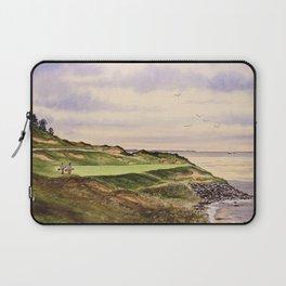 Whistling Straits Golf Course Hole 7 Laptop Sleeve