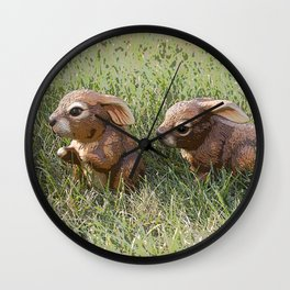In the Downs Wall Clock