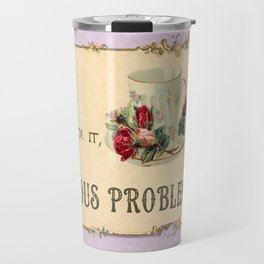 Fixing Tea Travel Mug