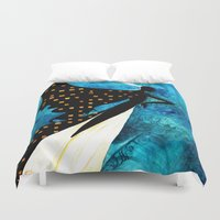 dreamcatcher Duvet Covers featuring Dreamcatcher by Verismaya