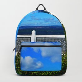 Shoreline Fence Backpack