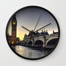 Westminster London Wall Clock