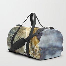 Petrified wood 2003 Duffle Bag
