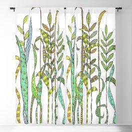 Summer Grass Blackout Curtain