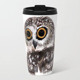 OWL painting Travel Mug