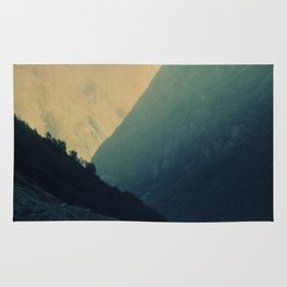 mountains VI Rug
