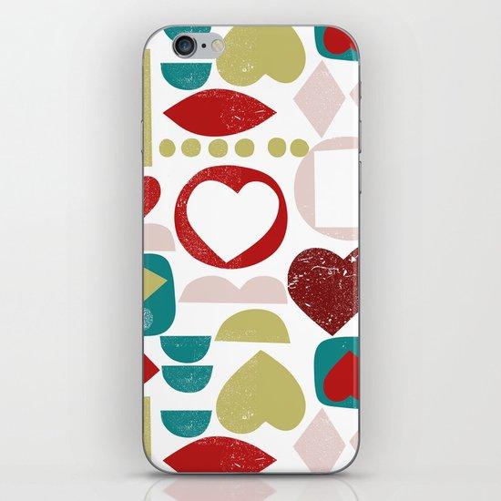 sweetheart iPhone & iPod Skin