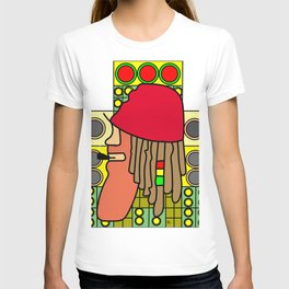 Jah Love Soundsystem T-shirt