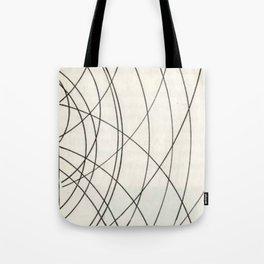 Irregular Waves Tote Bag