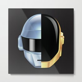 Daft Punk - Random Access Memories Metal Print