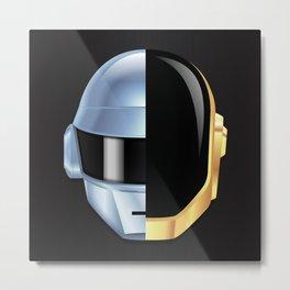 Daft Punk - Random Access Memories Metal Print