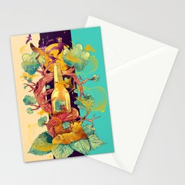 Natural Cycle Stationery Cards