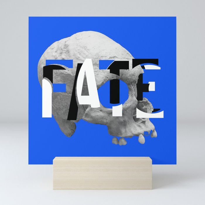 Fate Mini Art Print