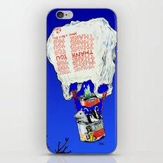 Great Escape iPhone Skin