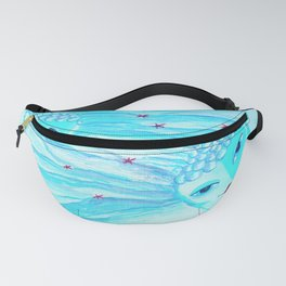 Zodiac Sign Pisces Fanny Pack