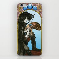 sandman iPhone & iPod Skins featuring Sandman: Dream by skritters