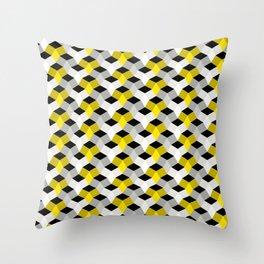 Diamonds In The Rough - Design 2 Throw Pillow