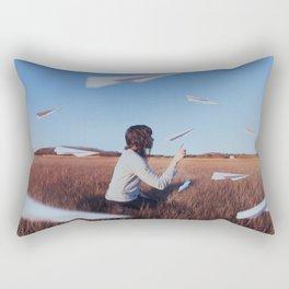 weightless Rectangular Pillow