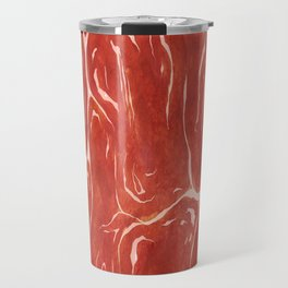 Meat! Travel Mug